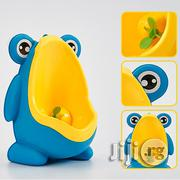 Baby Boy Potty Toilet Training Frog Infant Wall-mounted Hook | Baby & Child Care for sale in Lagos State, Ikeja