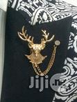 Lapel Brooch And Neck Brooch (For Native And Corporate) | Jewelry for sale in Lagos Island, Lagos State, Nigeria
