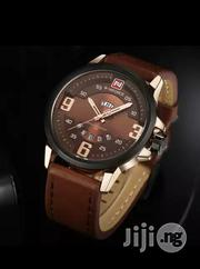 Naviforce Men Simple Wristwatch | Watches for sale in Lagos State, Ikeja
