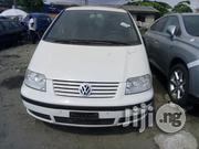 Volkswagen Sharan 2005 White | Cars for sale in Lagos State, Apapa