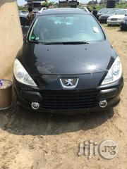 Peugeot 307 2003 Black | Cars for sale in Lagos State, Amuwo-Odofin