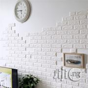 3D Wallpaper Home Decor Brick Pattern Waterproof Self Adhesive | Home Accessories for sale in Lagos State, Ikeja
