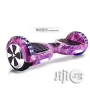 6.5 Inches 2018 Hybrid Graffiti Hoverboard With Bluetooth & Wheel Lit   Sports Equipment for sale in Lagos State, Ikeja
