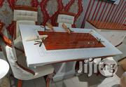 Crystal Marble Dining Table (Location Is Lagos) | Furniture for sale in Abuja (FCT) State, Central Business District