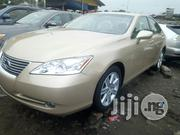 Lexus ES 350 2008 Gold | Cars for sale in Lagos State, Ojo