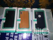 iPhone X [Rich Tough Leather] Cases [Red°Blue°Black] | Accessories for Mobile Phones & Tablets for sale in Lagos State, Amuwo-Odofin