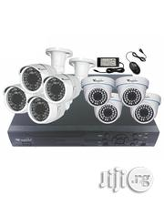 8channels HD DVR - 1080p Hikvision- Ccvt Kit | Security & Surveillance for sale in Lagos State, Ikeja
