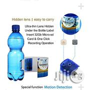 Spy+ Water Bottle Hidden Camera Fhd 1080P Hidden Camera | Security & Surveillance for sale in Lagos State, Ikeja