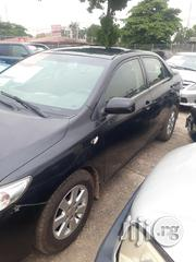 Toyota Corolla 2008 Black For Sale   Cars for sale in Lagos State, Ikeja