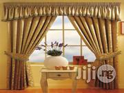 Golden Curtain | Home Accessories for sale in Lagos State, Alimosho