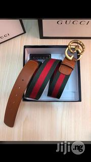 Gucci Belt Original 51 | Clothing Accessories for sale in Lagos State, Surulere