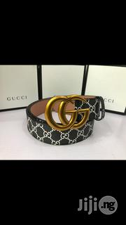 Gucci Belt Original 57 | Clothing Accessories for sale in Lagos State, Surulere
