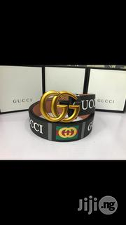 Gucci Belt Original 58 | Clothing Accessories for sale in Lagos State, Surulere