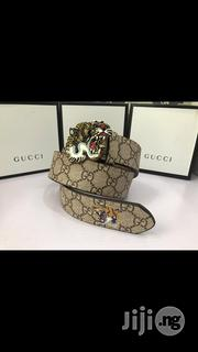 Gucci Belt Original 64 | Clothing Accessories for sale in Lagos State, Surulere