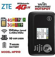 ZTE 4G LTE Mobile Internt Wifi Hotspot | Computer Accessories  for sale in Abuja (FCT) State, Asokoro