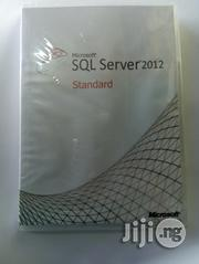 Microsoft SQL Server 2012 Standard Edition | Software for sale in Lagos State, Ikeja