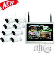 8ch Wifi Surveillance Nvr Camera KIT | Security & Surveillance for sale in Lagos State, Ikeja
