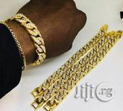 Cuban Ice Hand Chain | Jewelry for sale in Lagos State, Lagos Island
