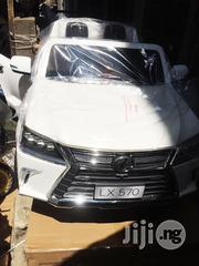 Lexus 570 Licensed Kids Electric Ride-on Toy Car   Toys for sale in Lagos State, Lagos Island