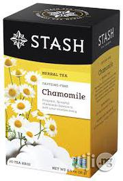 Organic Chamomile Herbal Tea 18 Count Tea Bags | Meals & Drinks for sale in Lagos State, Lagos Mainland