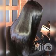 32inches GRADE 12A Raw Virgin Hair With Frontal | Hair Beauty for sale in Rivers State, Port-Harcourt