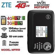 Zte 4G LTE Mobile Internet Wifi Hotspot for Glo, Mtn, Ntel, 9mobile, Airtel | Computer Accessories  for sale in Abuja (FCT) State, Wuse