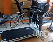 Brand New 2.5hp Treadmill With Massager | Massagers for sale in Akwa Ibom State, Uyo