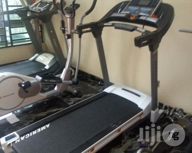 Treadmill Without Massager
