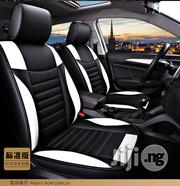 Black And White Car Seat Cushion Accessories Seat Cover | Vehicle Parts & Accessories for sale in Lagos State, Ikeja
