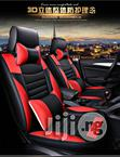 Red And Black Colour Car Seat Cushion Cover   Vehicle Parts & Accessories for sale in Ikeja, Lagos State, Nigeria