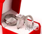 Romania Wedding Ring Set Silver | Wedding Wear for sale in Lagos State, Lagos Island