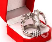 New Arrival Silver Wedding Ring Set | Wedding Wear for sale in Lagos State, Lagos Island