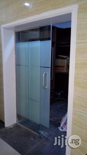 Aluminium And Frameless Glass | Windows for sale in Lagos State, Mushin