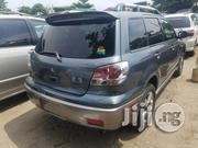 Clean Mitsubishi Outlander 2005 Blue | Cars for sale in Lagos State, Apapa