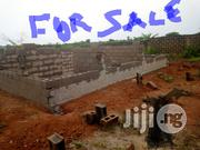 Full Plot of Land With an Uncompleted 3 Bedroom | Houses & Apartments For Sale for sale in Lagos State, Ikorodu