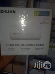 D-Link Desktop Switch   Networking Products for sale in Abuja (FCT) State, Wuse