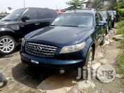 Infiniti Fx35 2005 Blue   Cars for sale in Lagos State, Apapa
