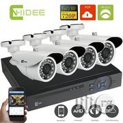 4 Channel CCTV Cameras Installation | Security & Surveillance for sale in Rivers State, Port-Harcourt