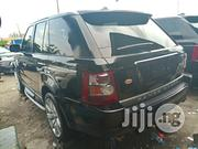 Land Rover Range Rover Sport 2006 Black | Cars for sale in Lagos State, Apapa