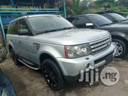 Land Rover Range Rover Sport 2008 Silver | Cars for sale in Lagos State, Apapa