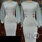 Mesh Sleeves Dress | Clothing for sale in Lagos State, Lagos Mainland