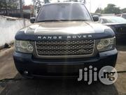 Land Rover Range Rover Vogue 2010 Blue   Cars for sale in Lagos State, Ikeja