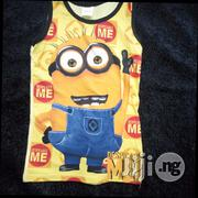 Character Singlet | Children's Clothing for sale in Lagos State, Mushin