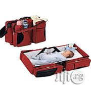 Baby Bed And Bag Red | Bags for sale in Lagos State, Gbagada