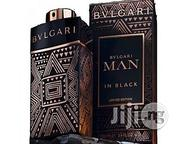 Bvlgari Man in Black Essence Limited Edition EDP 100ML Perfume for Men | Fragrance for sale in Lagos State, Surulere