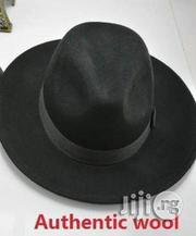 Fedora Wool Black Hat   Clothing Accessories for sale in Lagos State, Maryland