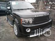 Clean Range Rover Sport 2008 Black | Cars for sale in Lagos State, Apapa