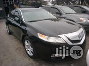 Clean Acura TL 2009 Black | Cars for sale in Lagos State, Apapa