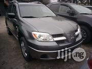 Clean Mitsubishi Outlander 2009 Gray | Cars for sale in Lagos State, Apapa