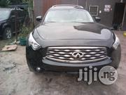 Clean Infiniti Fx35 2010 Black | Cars for sale in Lagos State, Apapa